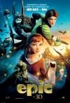 Kráľovstvo lesných strážcov film poster