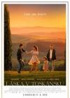 Láska v Toskánsku film poster