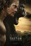 Legenda o Tarzanovi film poster