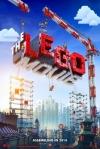 Lego 3D  film poster