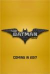 Lego Batman film film poster