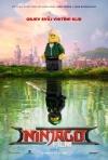 The Lego Ninjago film film poster