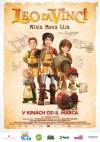 Leo da Vinci: Misia Mona Lisa film poster