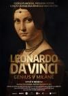 Leonardo da Vinci: Génius v Miláne film poster