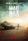 Mad Max 2015 film poster