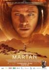 Marťan film poster