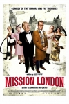 Misia Londýn film poster