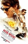 Mission: Impossible – Národ grázlov film poster