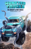 Monster Trucks film poster
