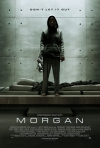 Morgan film poster