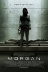 Morgan film poster