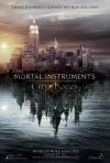 Mortal Instruments: Mesto z kostí film poster