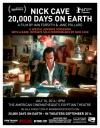Nick Cave: 20 000 dní na Zemi film poster