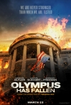 Olympus Has Fallen film poster