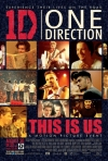 One Direction 3D film poster