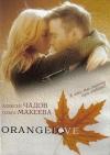 Oranžová láska film poster