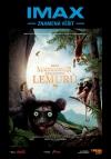 Ostrov lemurov: Madagascar 3D film poster