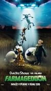 Ovečka Shaun vo filme: Farmageddon film poster