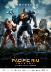 Pacific Rim: Povstanie film poster