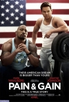 Pain and Gain film poster