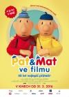 Pat a Mat ve filmu film poster