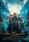 Piráti z Karibiku: Salazarova pomsta film poster