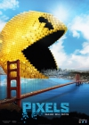 Pixely film poster