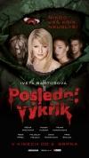 Posledný výkrik film poster
