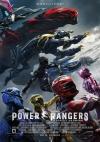 Power Rangers film poster