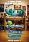 Príšerky: Univerzita film poster
