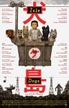 Psí ostrov film poster