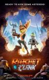 Ratchet a Clank: Strážcovia galaxie  film poster