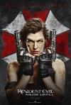 Resident Evil: Posledná kapitola film poster