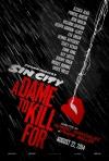 Sin City 2 film poster