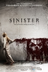 Sinister film poster