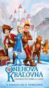 Snehová kráľovná: Tajomstvo ohňa a vody film poster