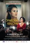 Španielska královná film poster