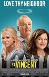 St. Vincent film poster