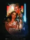 Star Wars: Epizoda II - Klonovaní útočia 3D film poster
