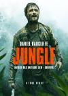 Stratený v džungli film poster