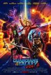 Strážcovia Galaxie 2 film poster