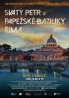 Svätý Peter a pápežské baziliky Ríma film poster