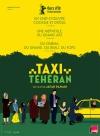 Taxi Teherán film poster