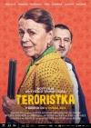 Teroristka film poster