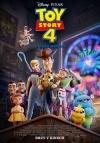 Toy Story 4: Príbeh hračiek film poster