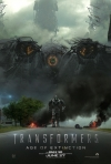 Transformers 4 film poster