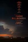 Tri billboardy kúsok za Ebbingom film poster