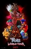 Trollovia: Svetové turné film poster