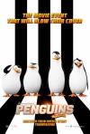 Tučniaky z Madagascaru film poster