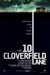 Ulica Cloverfield 10 film poster